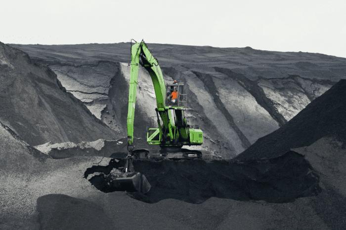 mineração de Chia